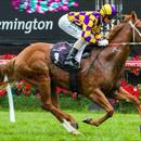 Bugatty very dominant today @FlemingtonVRC with more improvement to come