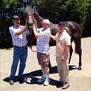 Steve John and Darren with their Mastercraftsman Colt
