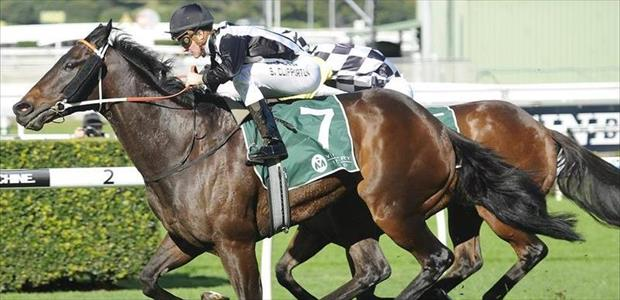 God's in Him - Royal Randwick - 20/06/2015